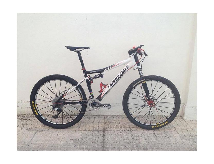 Cannondale Scalpel Crb 1 2011